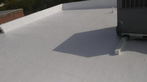 Oro Valley new roof coating
