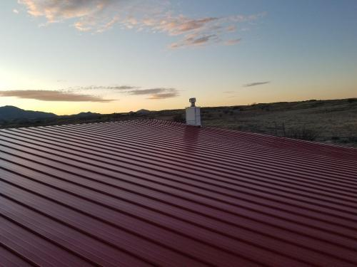 metal roof by Wildcats Roofing LLC Tucson AZ